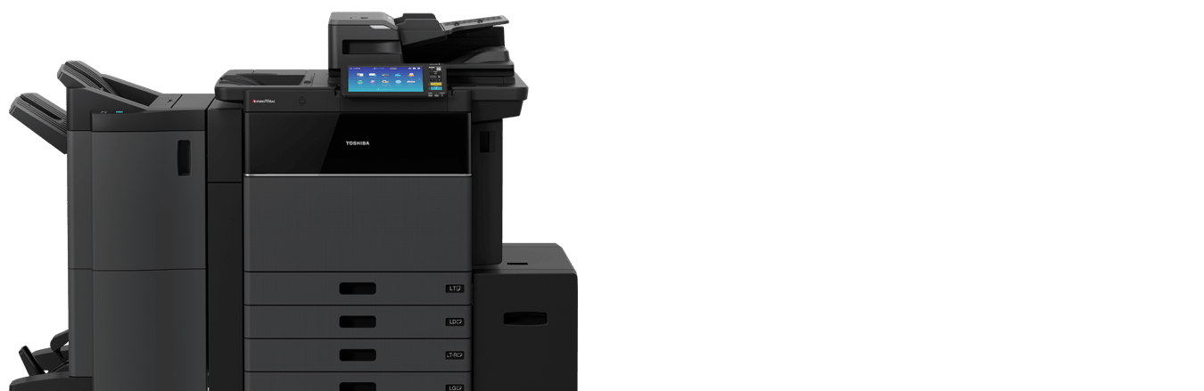 Toshiba printer multi copier