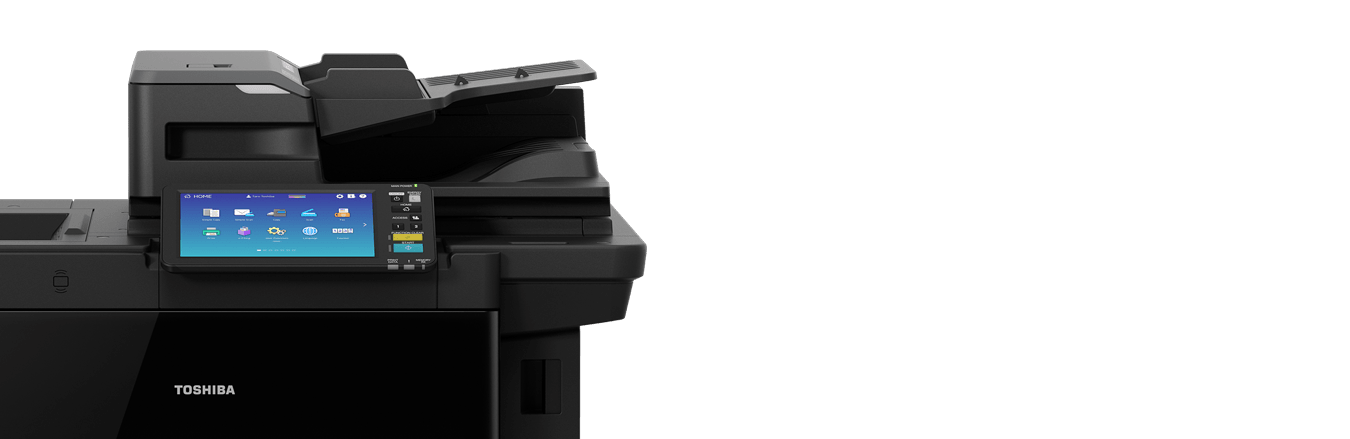 Toshiba printer copier