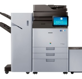 samsung printer - 7400 with lcf and finisher