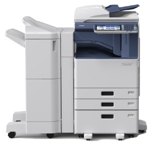 toshiba office printer - e studio 5055c
