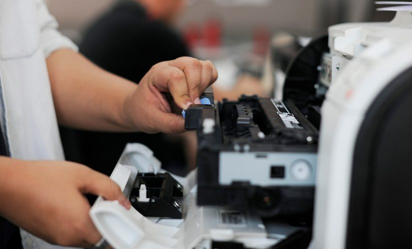 printer maintenance and safety